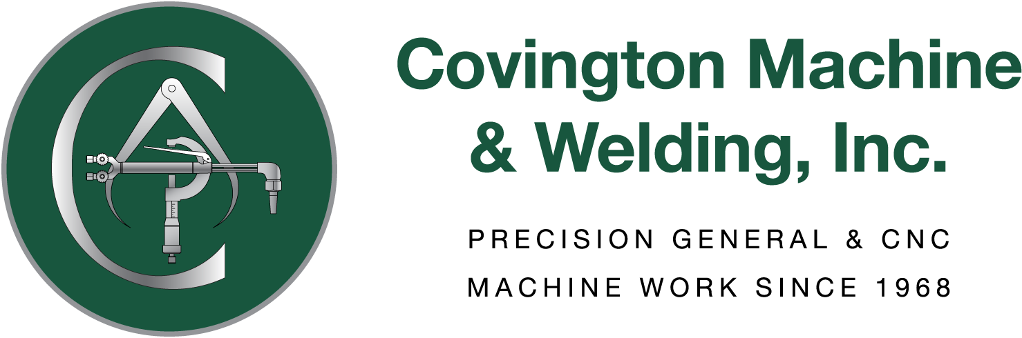 Covington Machine & Welding logo